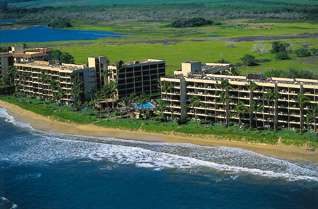 Sugar Beach Resort - in North Kihei